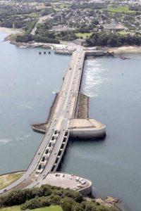 barrage de la rance Saint-Malo La Richardais